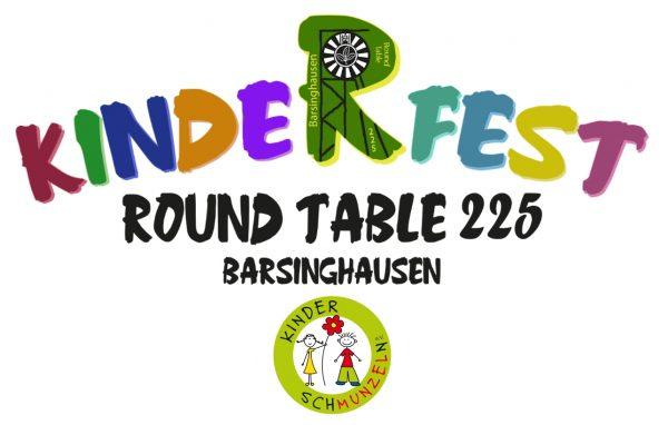1. RT225 Kinderfest in Barsinghausen 13.08.2017